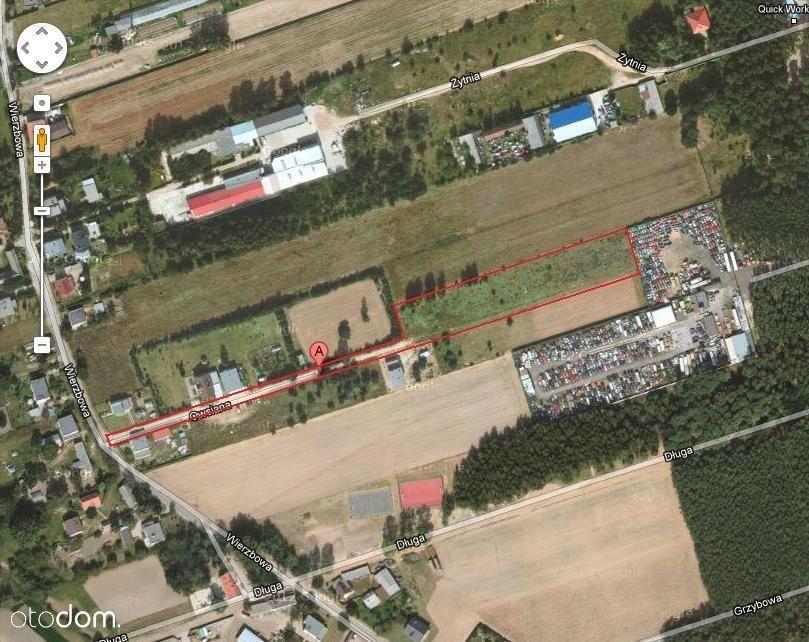 Działka, 5 456 m², Wysogotowo