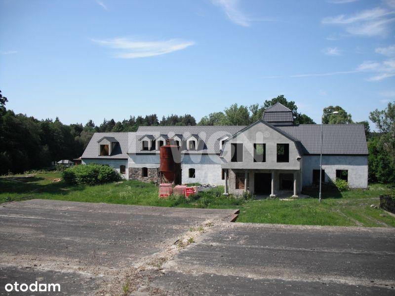dom seniora/rezydencja przy rzece 8-ha po 189E m2