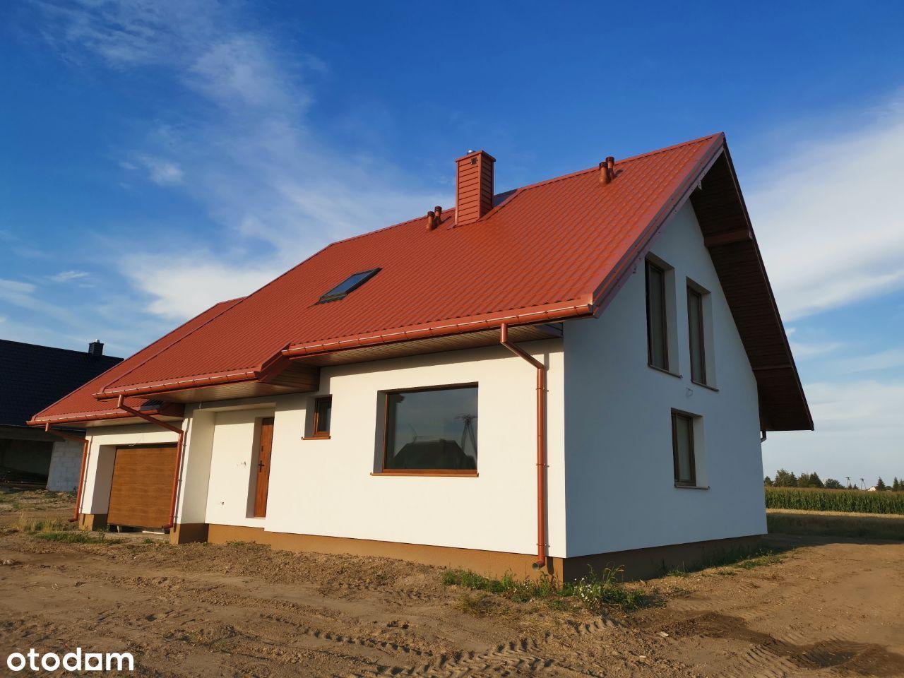 * Nowy dom w Bielsku Podlaskim - 223,2 m2*
