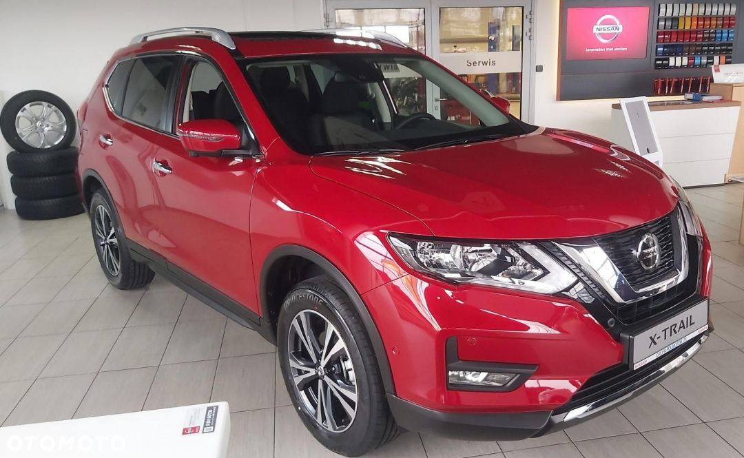 Nissan X-Trail N-CONNECTA 1.3 DIG-T 160 + panoramiczny szyberdach - 1