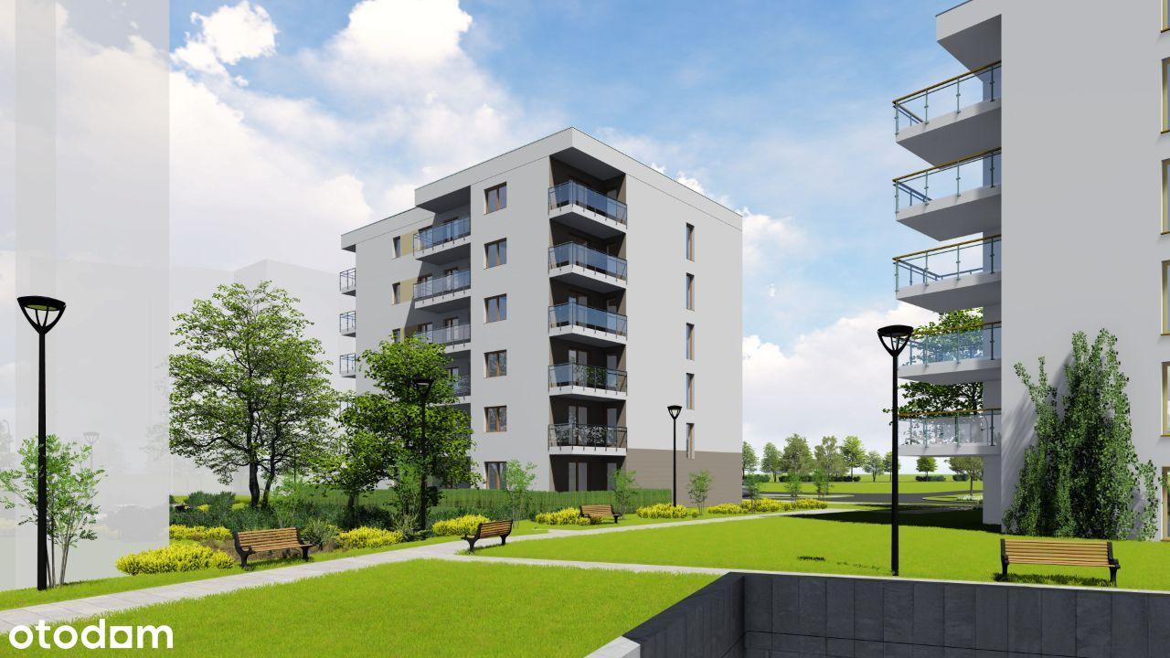 Nowe Centrum Września, Piętrowy Penthouse B5.M27