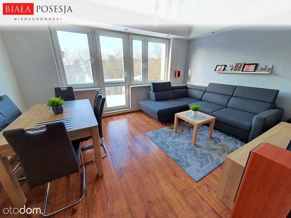 Mieszkanie na sprzedaż, balkon, widok na las