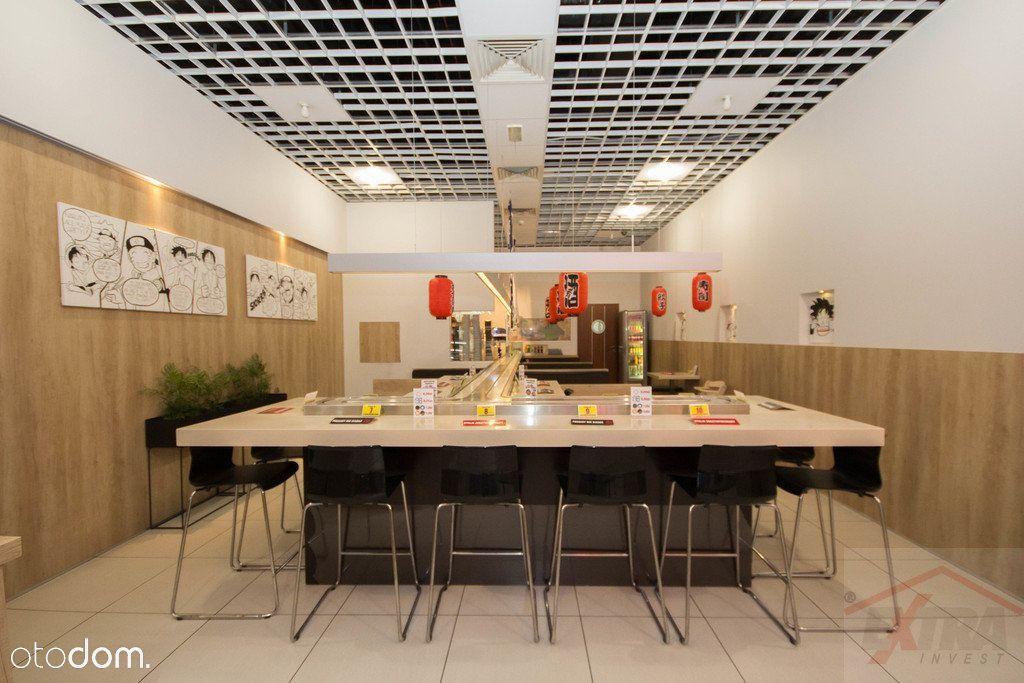 Lokal Takumi Sushi Galaxy centrum!