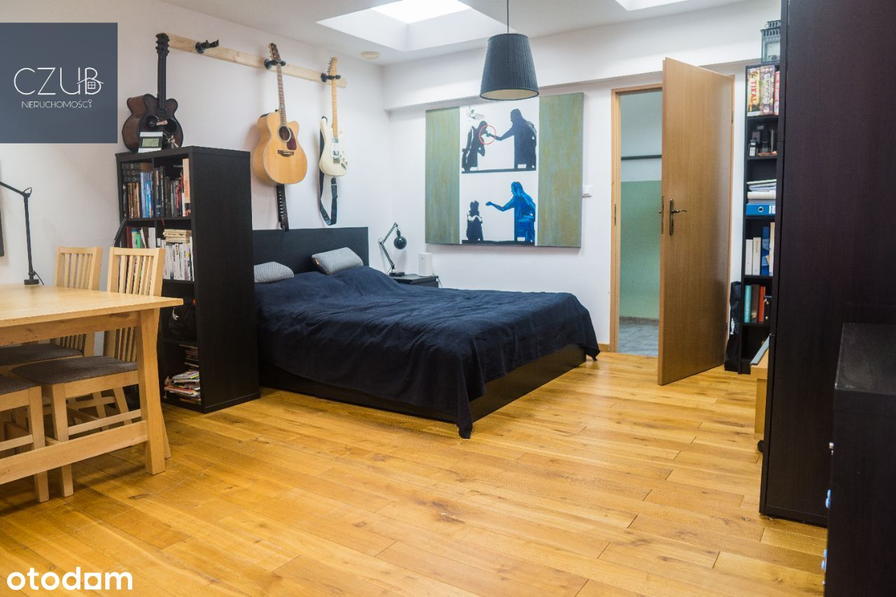Wichrowe Wzgórze / wyjątkowe mieszkanie / 65 m2