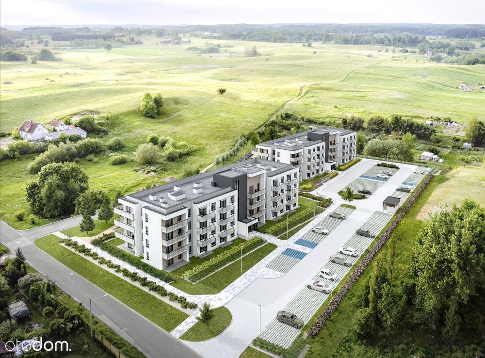 Trzypokojowe Mieszkanie Osiedle Ludova M9