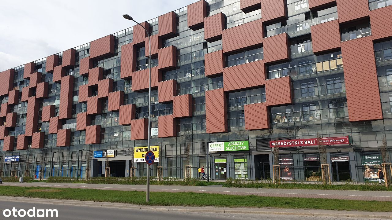 legnicka 2 pokojowe mieszkanie 50m z tarasem 35m