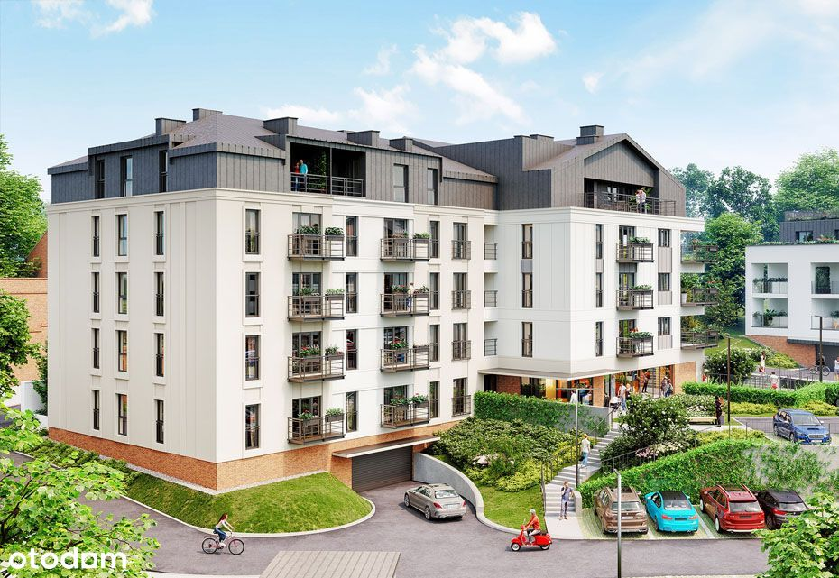 Mieszkanie w Inwestycji Tatarska 4 - 70,30 m2