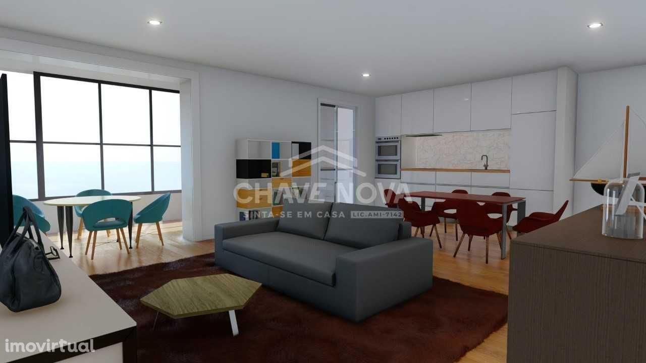Apartamento T1+1 junto á Camara de Gaia