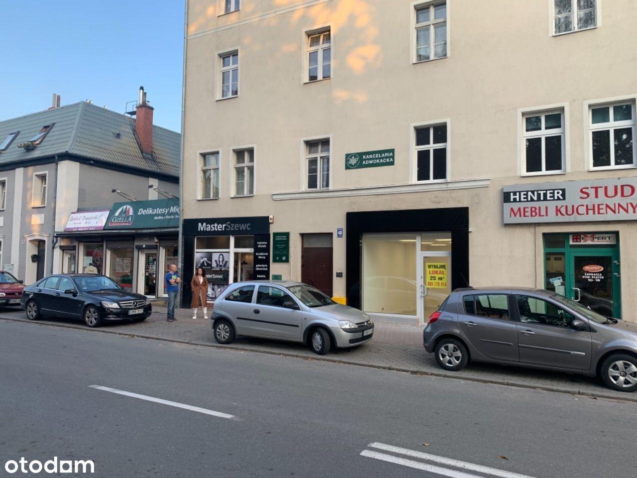 Wynajmę lokal 25 mkw w centrum Malborka