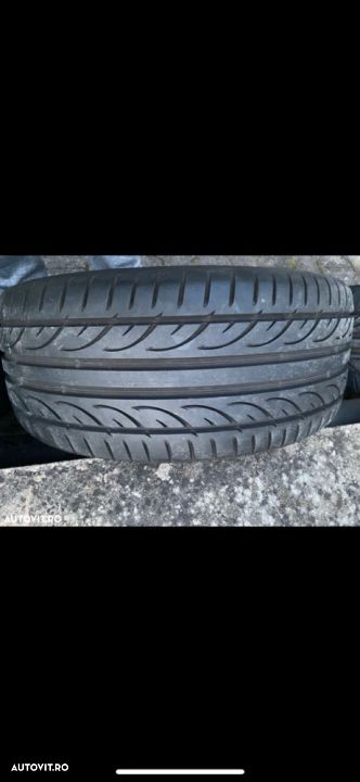 Cauc 225/45R17 Hankook dot 2017 vara 7-8mm 4buc - 2