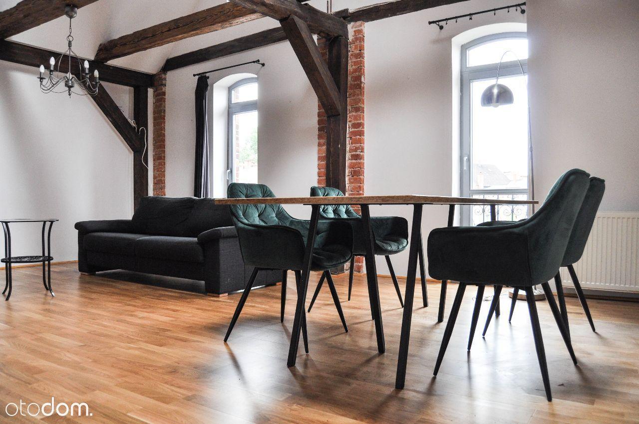 ⭐⭐⭐⭐⭐ Mieszkanie 120 m² Loft Wałcz Centrum