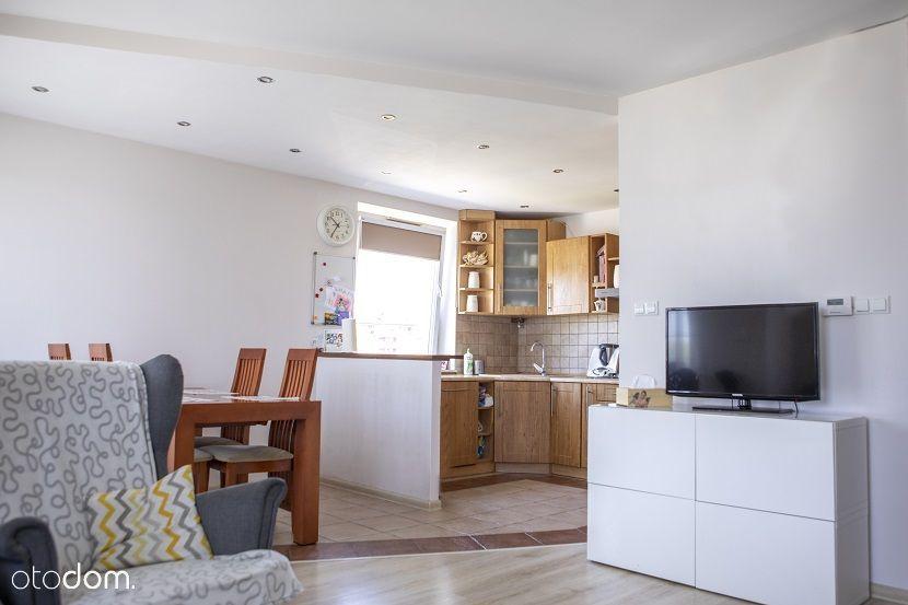 Mieszkanie, Krajobrazowa, 76m2, Salon + 3 pokoje
