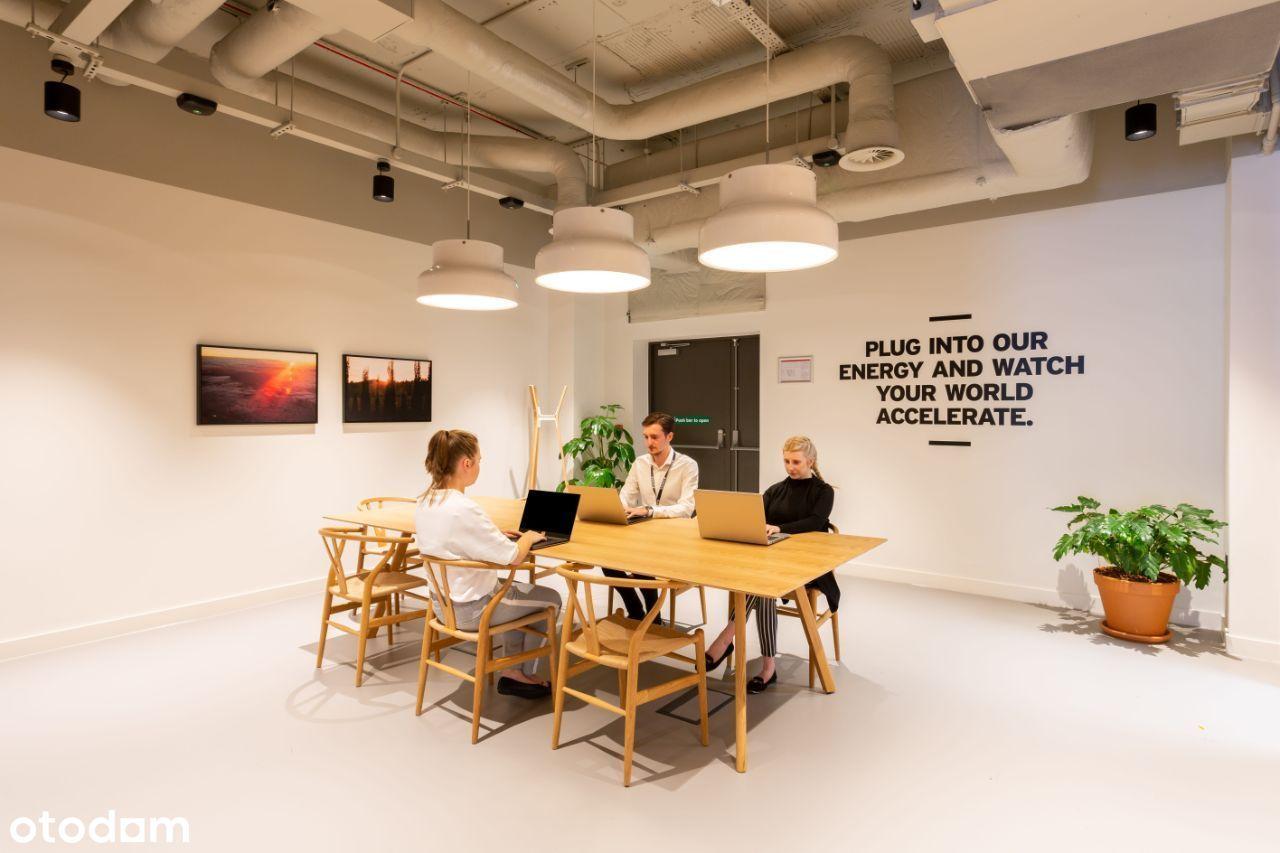 Klub biznesowy-przestrzeń wydzielona - Spaces Wave