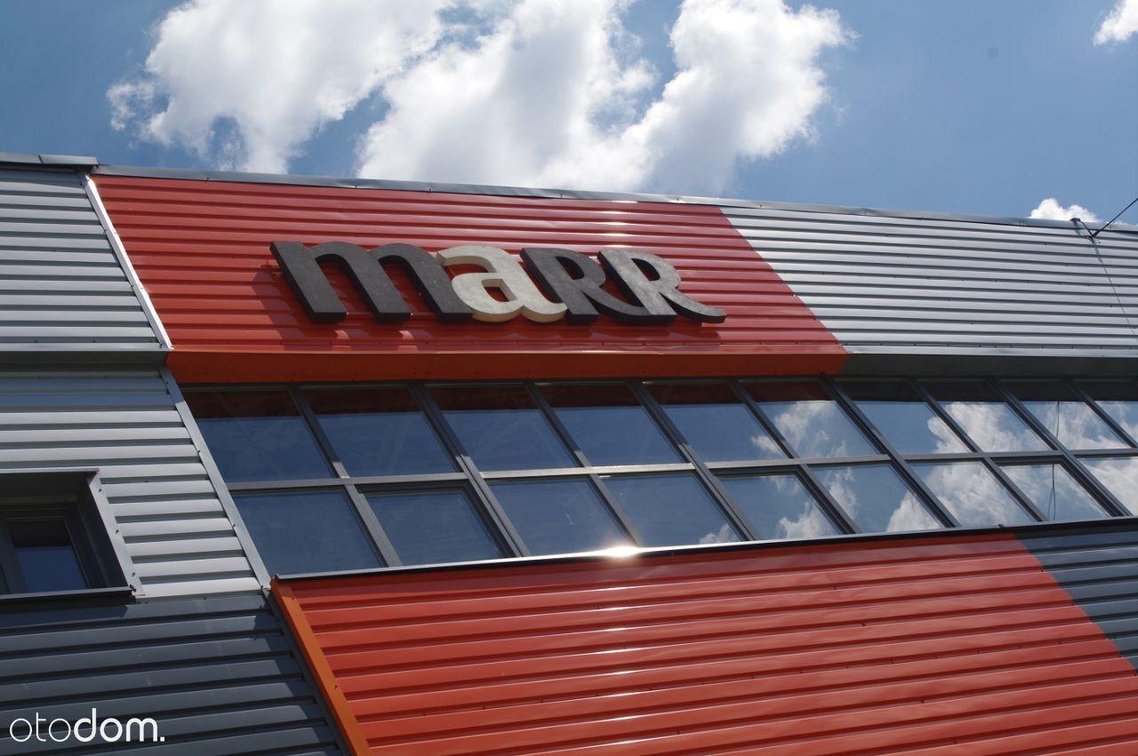 Hala magazynowa ▶ o pow. 879,00 m² w Krakowie