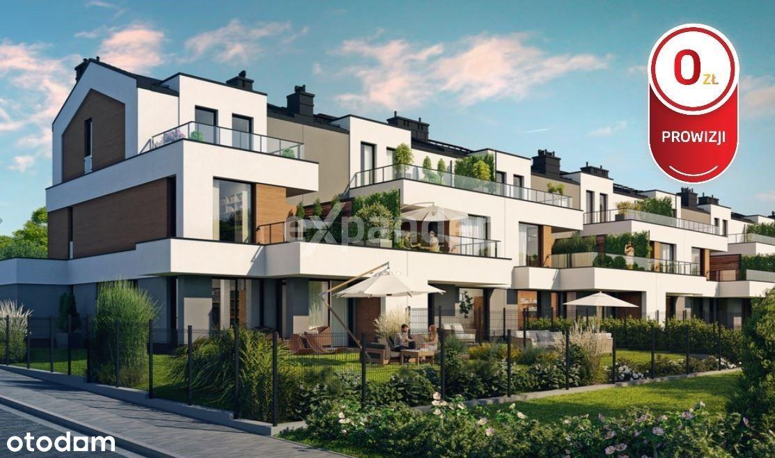 Mieszkanie z ogrodem 90 m2 - 3 pokoje + garaż
