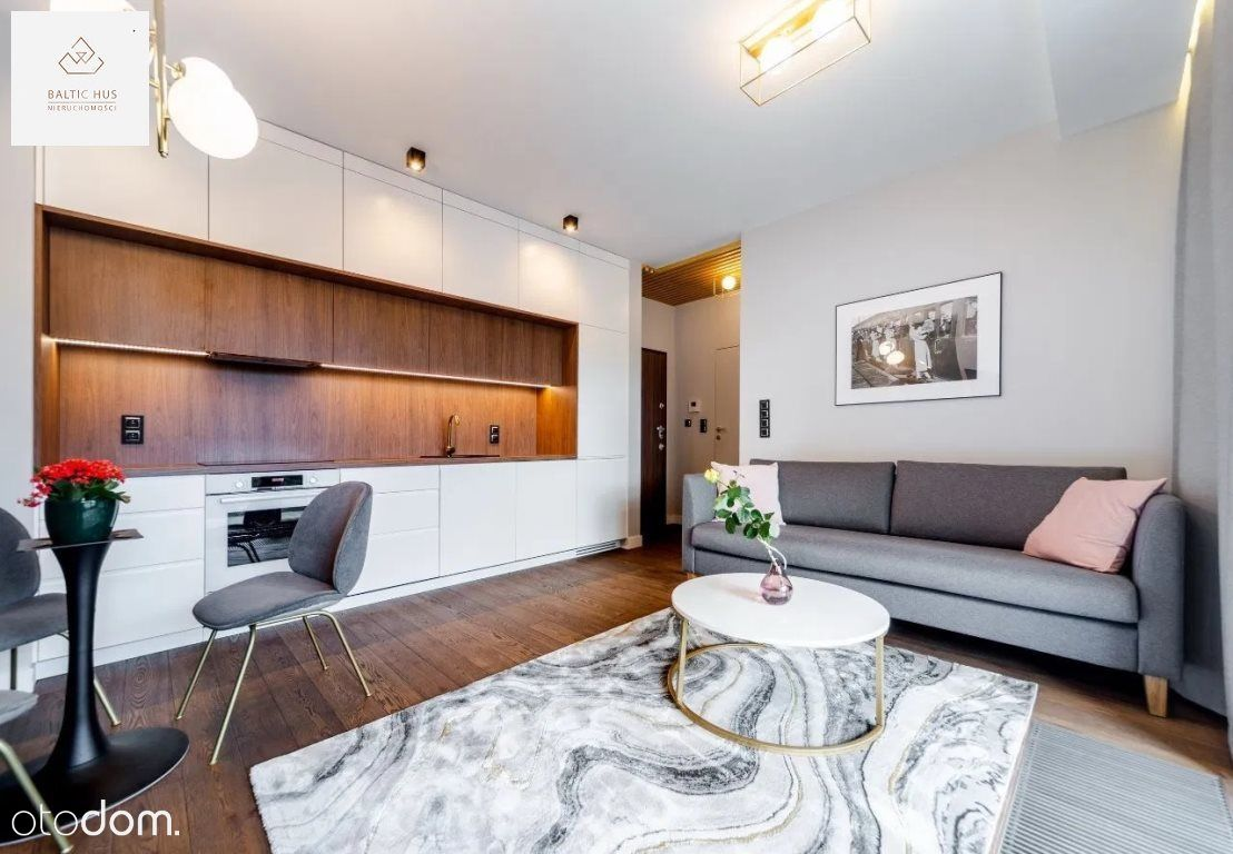 2 pokojowy apartament, wysoki standard, Oliwa!