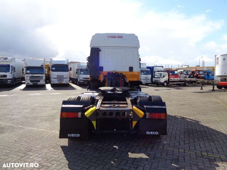 Iveco Stralis 360 + Euro 5 + Airco + 5 In stock - 8