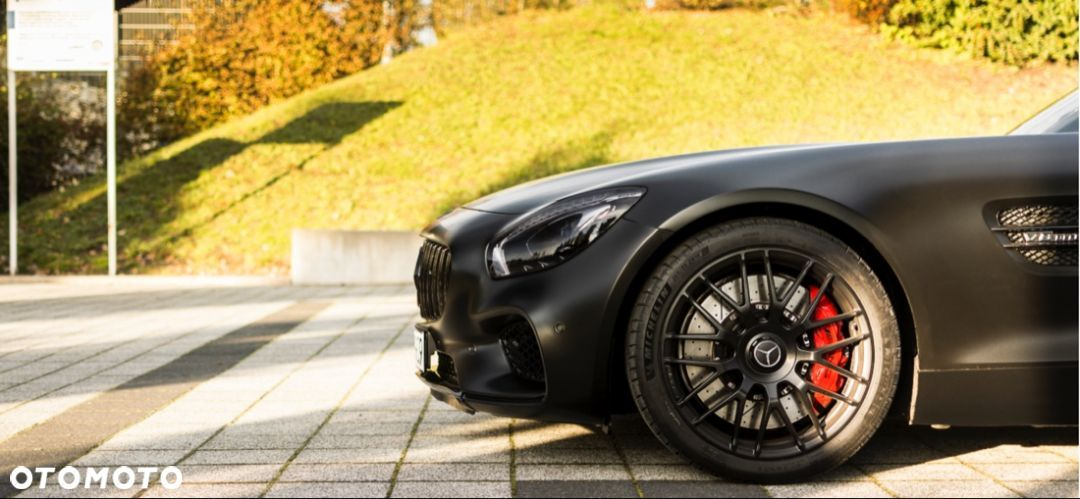 Mercedes-Benz AMG GT Mercedes Amg GTS Coupe Europa bezwypadkowy - 33