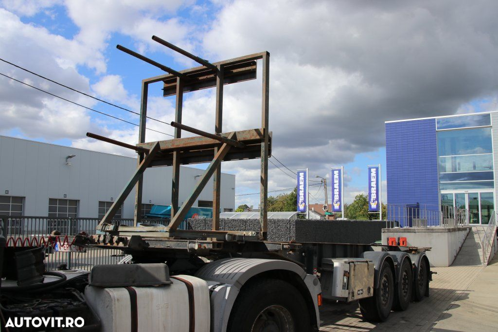 Van Hool CONTAINERCHASSIS 20'/30' - 1