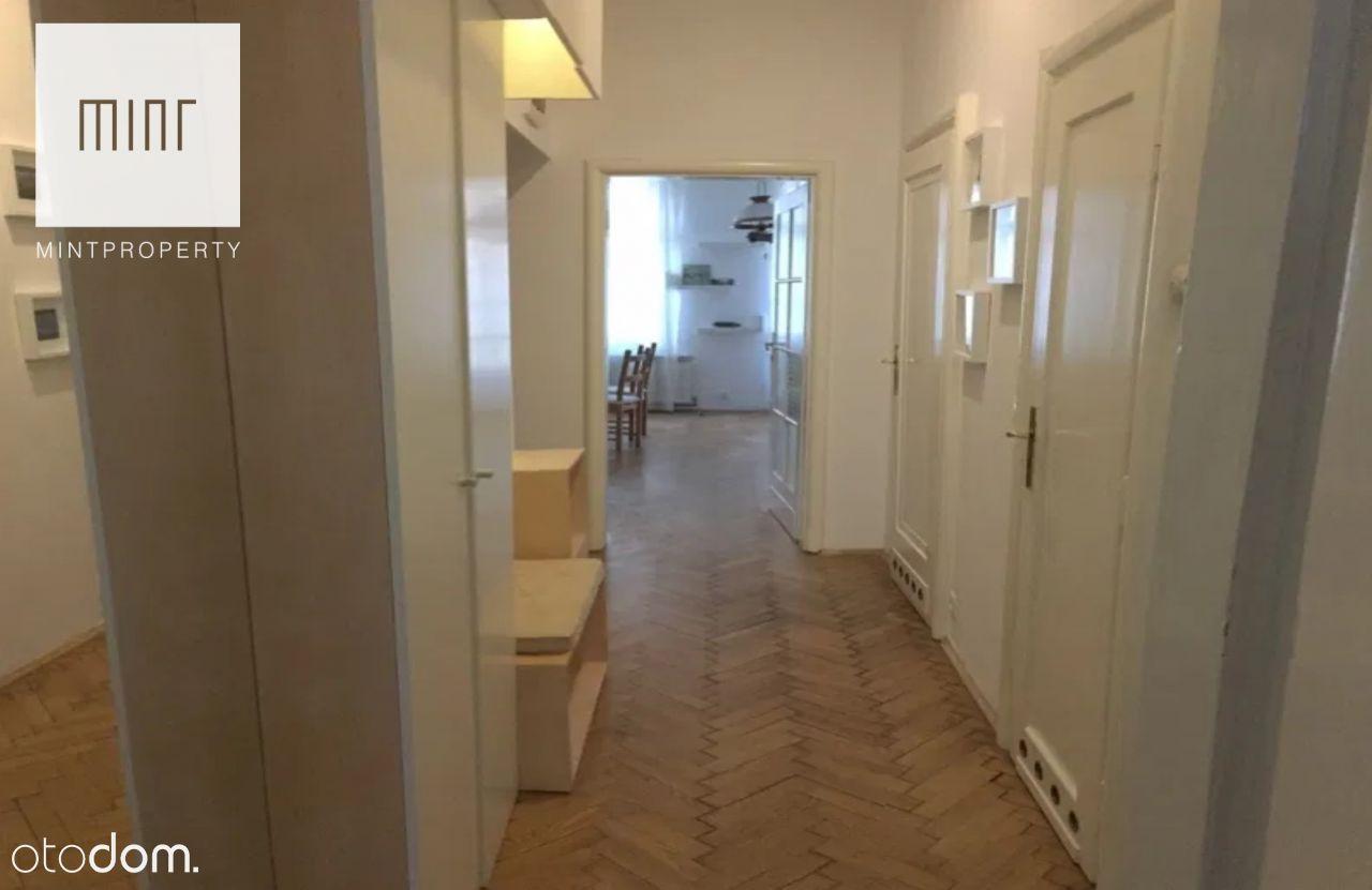 Dwa pokoje i osobna kuchnia przy Parku Krakowskim