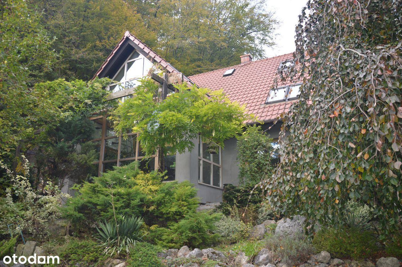 Bielany dom 300m2 w zieleni, dz. 25ar, właściciel