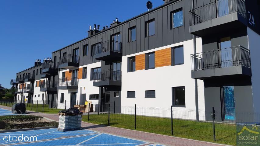 Mieszkanie z ogródkiem, nowe osiedle!