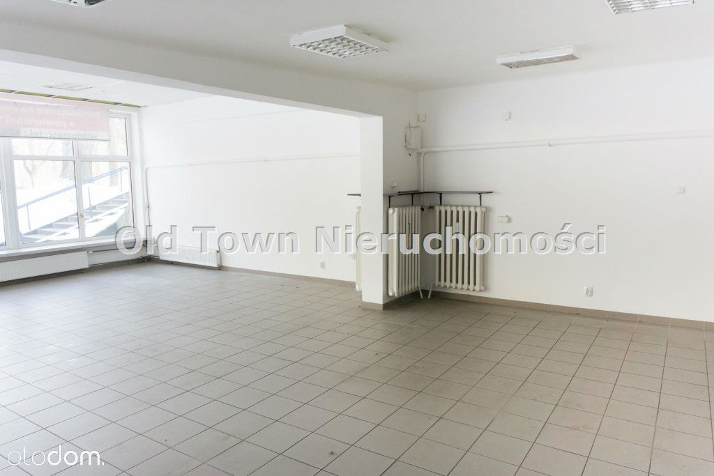 Lokal handlowo usługowy 100 m2 Lublin Lsm