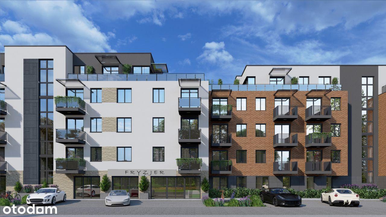 Apartamenty Cynamonowe | mieszkanie M82