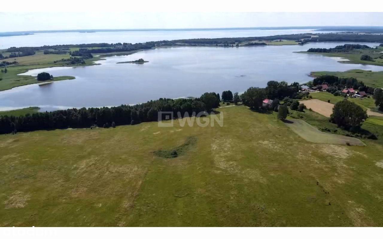 OSADA TUCHLIN Działka z dostępem do jeziora, 30 ar