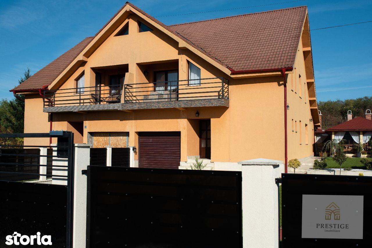 Vila de tip duplex, P+E+M de vanzare-zona Paleu