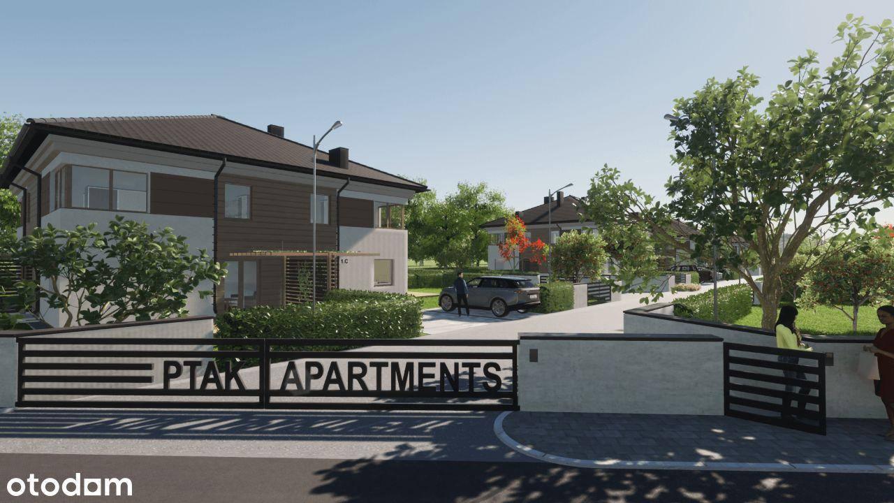 Apartament 110m 4 pokoje Rzgów PTAK Apartments -2C