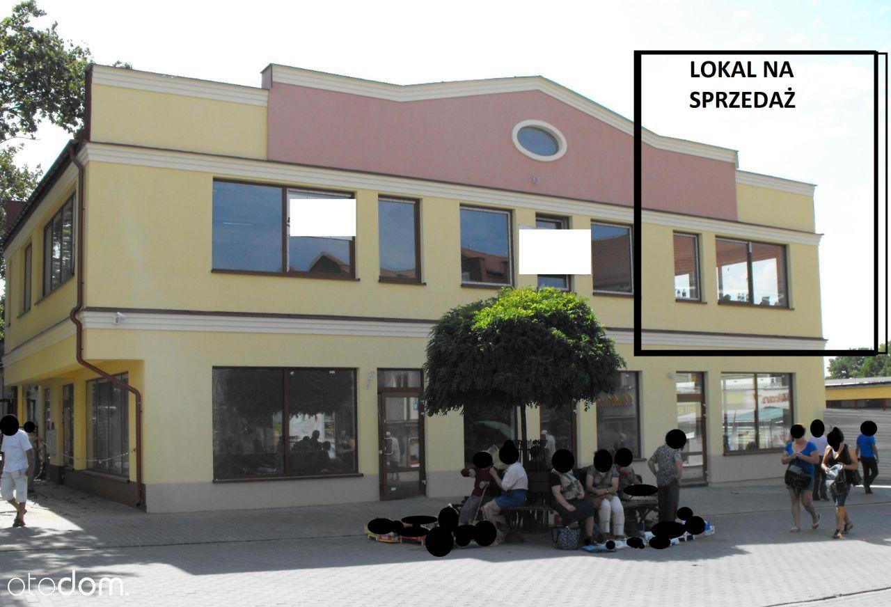 Lokal użytkowy na pierwszym piętrze w centrum