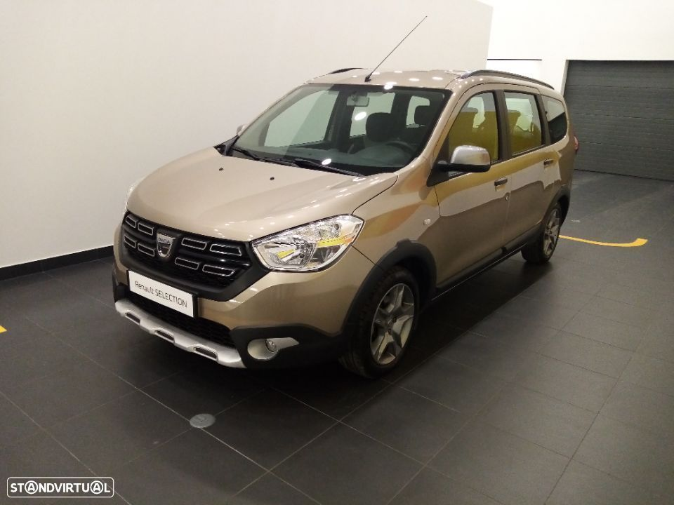 Dacia Lodgy 1.5 Blue dCi Stepway 7L - 3