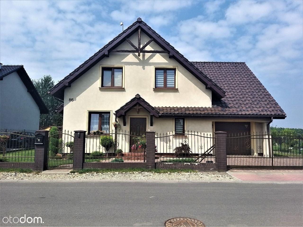 Dom jednorodzinny wolnostojący Chorzów