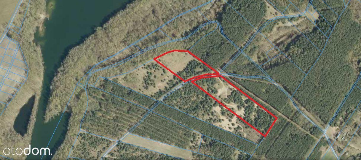 Grunty 3,64 ha z torem ziemnym dla quadów