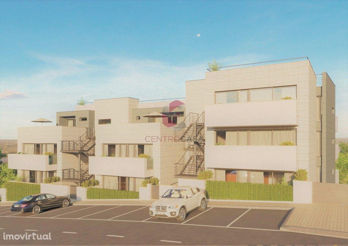Apartamentos T3 Em Construção Pinhal de Marrocos
