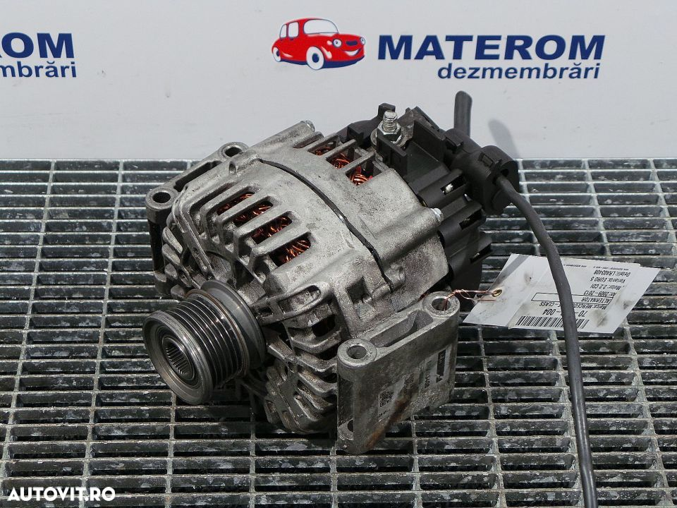 Alternator, Mercedes E-class - 1