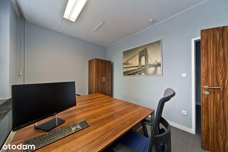 Nowoczesne biuro w Centrum dla 2 osób, recepcja