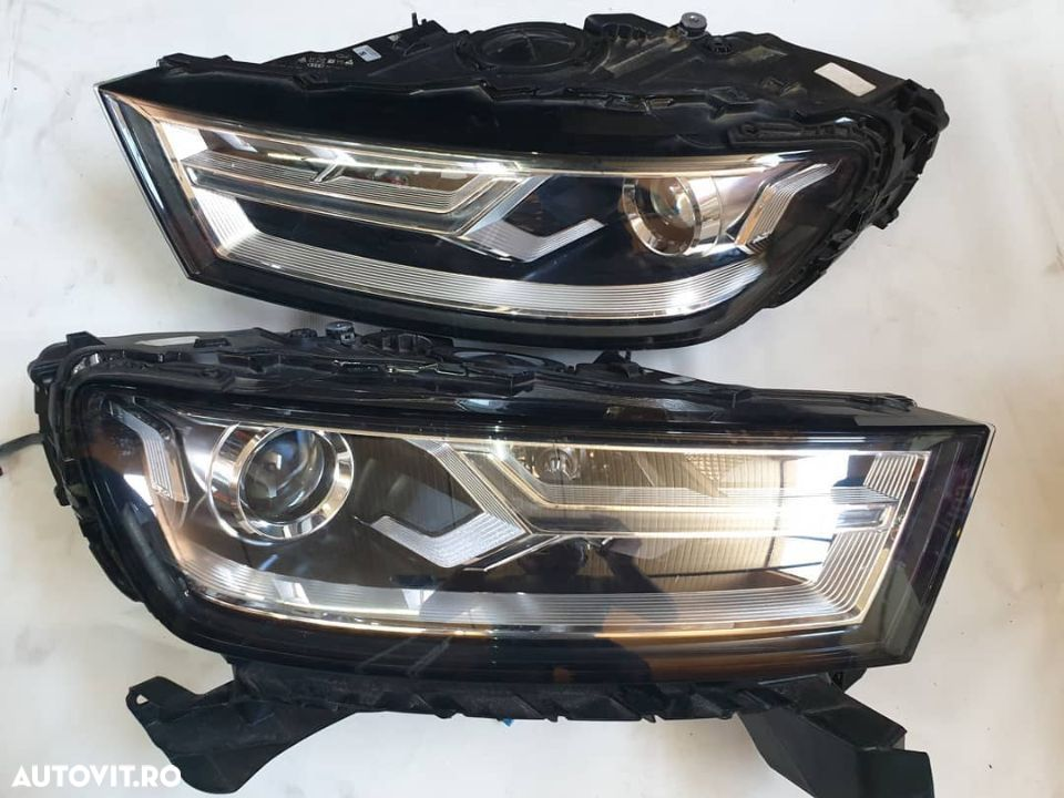 faruri full led audi q7 4m 2017 - 1