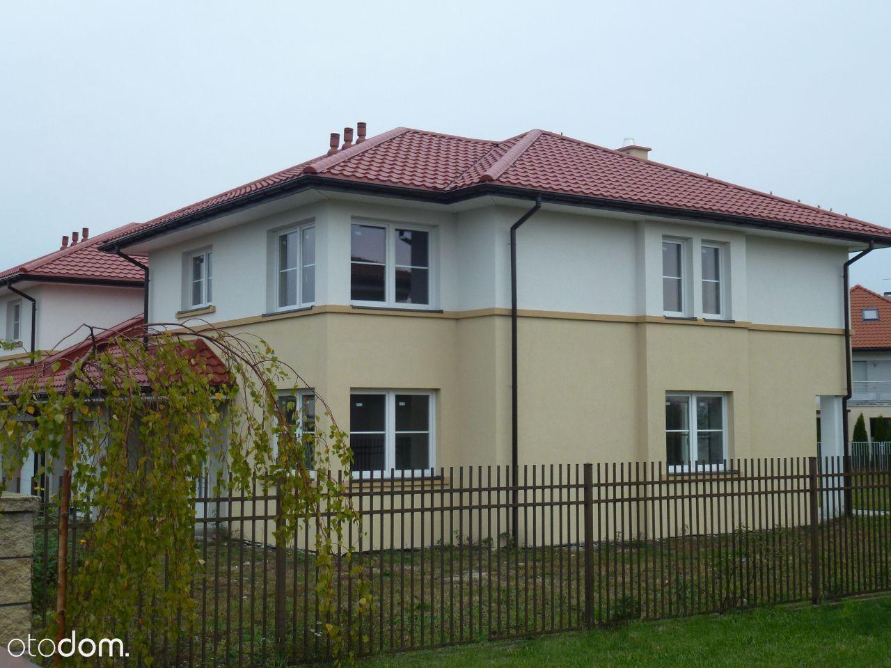 Dom-bliźniak 190 m2 dz. 715m2 Solec k/Konstancina