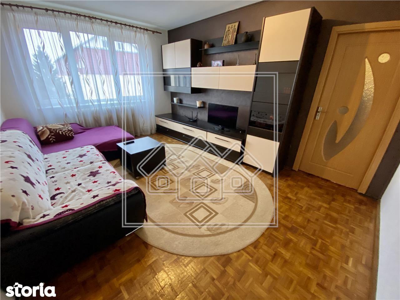 Ap. 4 camere - 80mp + balcon - zona Rahovei - reper Biteco
