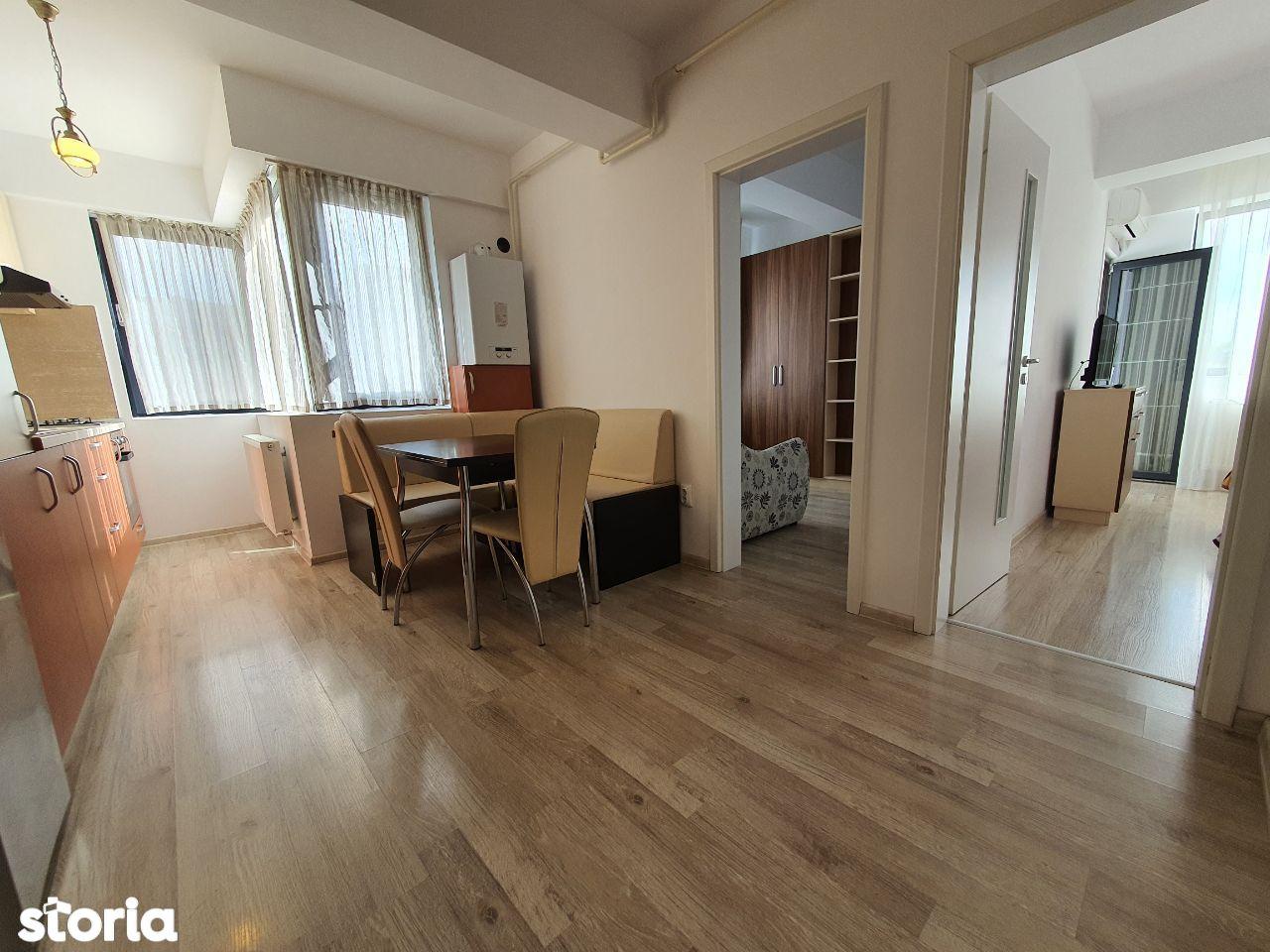 Apartament cu 2 dormitoare, bloc nou, Palas