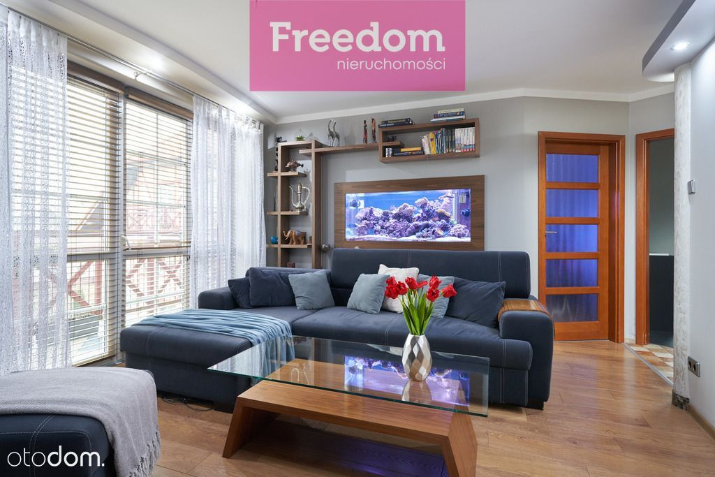 Komfortowe mieszkanie dwupoziomowe w Ostródzie!