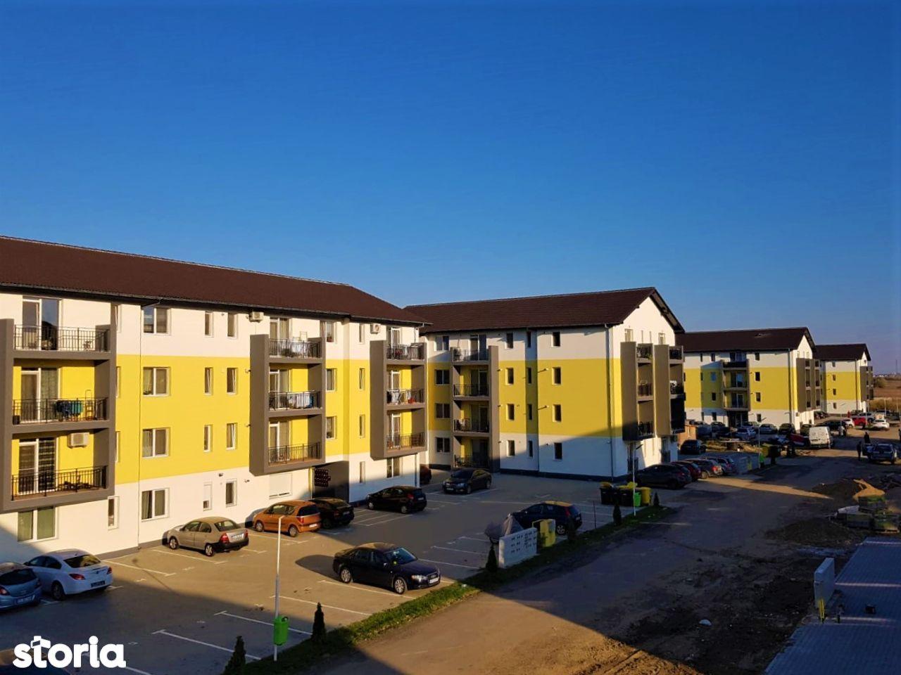 Apartament 1 camera la cheie + boxa, bloc nou, Premium Residence