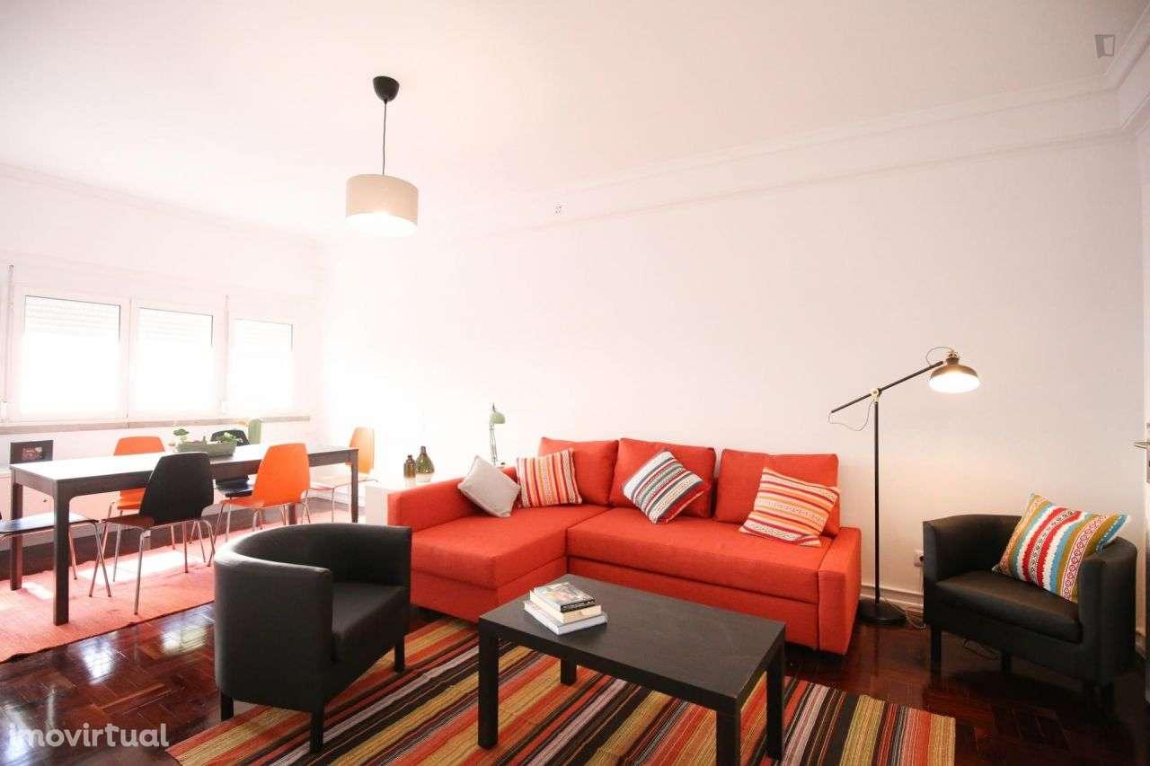 Quarto para arrendar, Penha de França, Lisboa - Foto 21