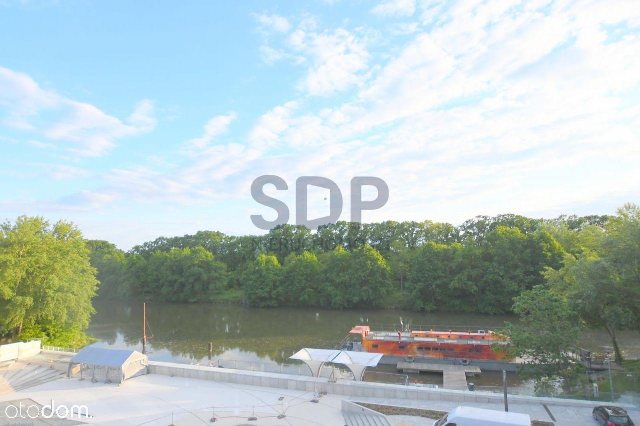 Apartament z widokiem na rzekę - Olimpia Port