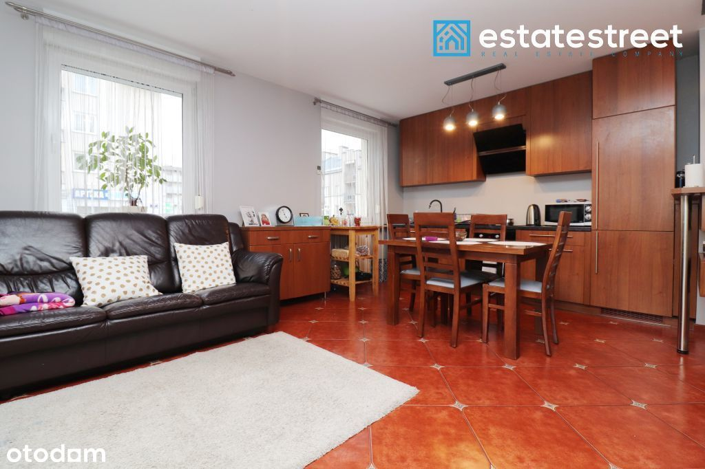 3 pok. mieszkanie z 16 metrowym tarasem - Ruczaj!