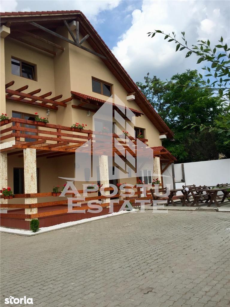 Casa pentru echipe de muncitori zona Mosnita
