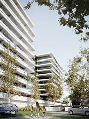 Apartamento T3 no piso 8 (Edifício 2)