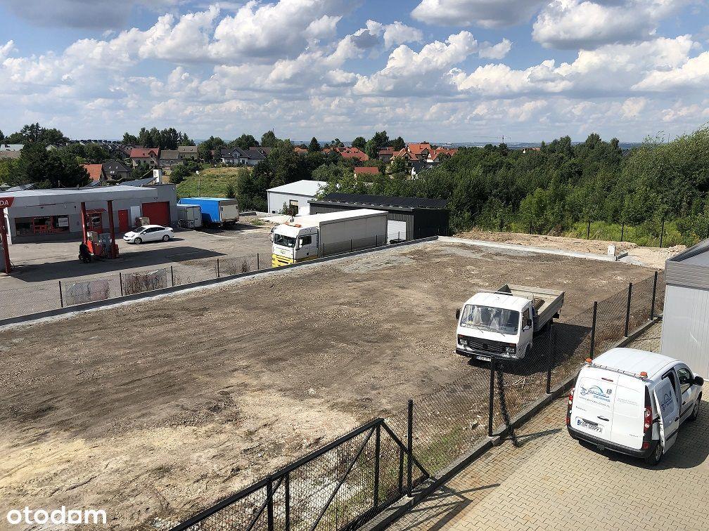 Działka na wynajem Kraków - Wieliczka przy DK94